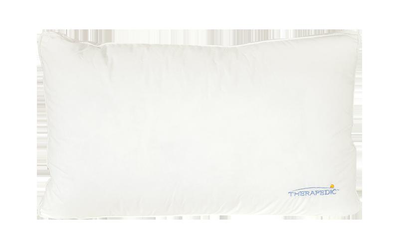 Therapedic – Pocket Spring Silk Pillow
