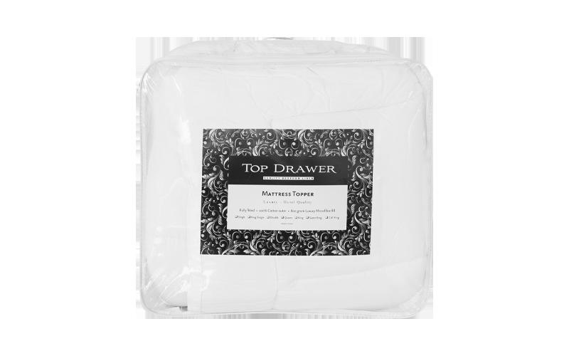 Top Drawer – Microfibre Mattress Topper